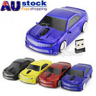 2.4Ghz Wireless mouse optical Laptop PC Chevrolet car Mice +USB Receiver Gift AU