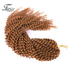 18 In Water Wave Hair Extension Deep Twist Tress Braiding Hair Curly Crochet