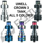 100% Authentic UWELL Crown 3 Tank  IN STOCK! --US SELLER-- FAST FREE SHIPPING!