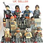STAR WARS Minifigures ROGUE ONE Jyn Erso Cassian Baze Chirrut K-2SO custom lego £1.69 GBP