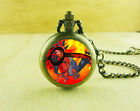 Vintage Bridesmaid Pocket Monster Yveltal Casual Lady Watch Neckalce,Men's Watch