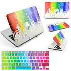 "2in1 Graceful Anti-Scratch Matte Case for MacBook 12"" Air Pro 11"" 13"" 15"" 2016"
