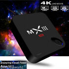 MXIII-G II TV Box 4K Amlogic S912 Octa Core 2Go+16Go Android 6.0 2.4G+5.8G WiFi