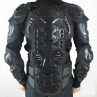 Motorcycle Body Armor Jacket Motocross Back Shoulder Protector For Adult S 3XL