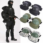 Airsoft Military Army SWAT Tactical Protection Combat Knee Elbow Pads Outdoor CS