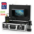 "7"" TFT  DVR Recorder Underwater Fishing Camera  video recorder DV Fishing Camera"