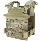 Condor 201042 MOLLE Modular SAPI Tactical Lightweight Sentry Plate Carrier VestChest Rigs & Tactical Vests - 177891