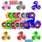 3DSONIC FIDGET FINGER HAND FOCUS SPIN SPINNER METAL BEARING STRESS RELIEF TOY UK