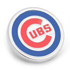 MLB Chicago Cubs Lapel Pin, Officially Licensed