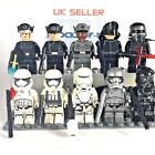 STAR WARS Minifigures FIRST ORDER Kylo Ren Captain Phasma Officer custom Lego £1.69 GBP