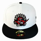 New Era NBA Toronto Raptors 5950 White Fitted Hat Hardwood Classic Cap on eBay