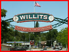 WOODED LOT - HOUSE NEXT-DOOR - PAVED ROAD - POWER - WILLITS, MENDOCINO CO., CA