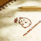 Molang Scheduler Korean Journal Diary Journey Undated planner schedule ver.2