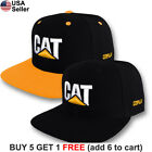 Caterpillar Cap CAT Construction Embroidered Logo Hat Tractor Trucker Equipment