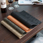 Kitchen PVC Insulation Bowl Cookware Tableware Placemats Mats Table Dining