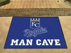 Kansas City Royals Man Cave Area Rug Choose from 4 Sizes