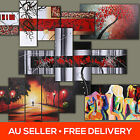 New Modern Abstract Wall Art Stretched Canvas Ready to Hang Oil Painting