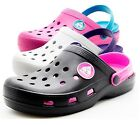 Ladies Girls Surf Beach CLOGS Womens Sandals Water Proof Mules Casual Shoes Size