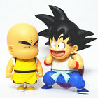 New Anime Dragon Ball Z Young Son Goku Krillin Cute Action Figure Toy For Kids