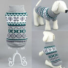 Pet Dog Sweater Cute Cat Puppy Knit Jacket Clothes Apparel For Small Medium Dog