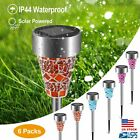 Out of doors Led Solar Powered Fairy Lights Lawn Stake Patio Decoration Means Lamp