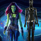 Marvel's The Avengers Guardians of the Galaxy Gamora Outfit Cosplay Costume