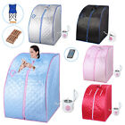 review steam cleaners for home - 2L Portable Home Steam Sauna Spa Full Body Slimming Loss Weight Detox Therapy