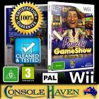 (Wii Game) Family Gameshow / Game Show (G) (Quiz & Trivia) PAL, Guaranteed