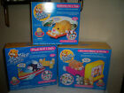 ZHU ZHU PET HAMPSTER CITY PLACES Pick Drive in Movie Dock Speed Boat Sk8r Uturn