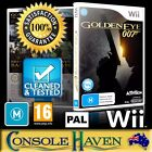 (Wii Game) Goldeneye 007 (James Bond) (M) (Shooter) PAL, Guaranteed, Cleaned $22.9 AUD