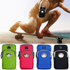UV Alarm Water Resistant Sports Armband Pockets Armbag For Mobile Phones NEW