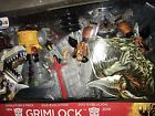 NEW HASBRO TRANSFORMERS EVOLUTION OF GRIMLOCK AGE OF EXTINCTION EXCLUSIVE For Sale
