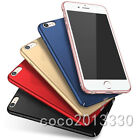 Slim Frosted PC Matte Ultra-Thin Rubberized PC Hard Back Phone Cover Case Skin B