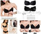 cleavage bra - Perfect Sculpting Lace-Up Strapless Cleavage Boosting Breast Lift Bra backless