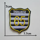 Patches For Clothing Embroidered Appliques DIY Apparel Accessories Patches @35