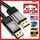 High Speed HD HDMI Cable Cord UHD HDR 4K 3D 1080P Ethernet HDTV LED PS4 XBoxOne