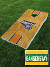 Handcrafted Cornhole Boards with Scorestrip- Charlotte Bobcats (CB1) on eBay