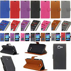 KS1 For Various Series Phone Fashion twill Wallet Card Leather Case Cover Skin