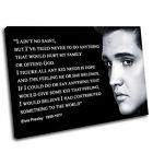 Elvis Canvas Wall Art Print Framed Picture PREMIUM QUALITY TAB