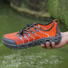 Внешний вид - Men Couples Wading Breathable Quick-Drying Mesh Outdoor Beach Sports Water Shoes