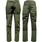 HUNTING RIPSTOP & WATERPROOF TROUSERS ARMY OLIVE GREEN GAME EXCEL 30 - 44 INCH