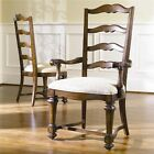 Thomasville Furniture Sonoma Ridge Dining Arm/Side Chair Set of 4 FREE SHIP