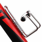 Hot Cycling Clamp Aluminum Rack Bracket Bike Water Bottle Holder Cage Mount