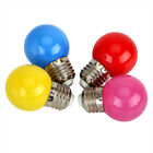 Colorful Light Bulb 220V E27 0.6W LED  Party Light Holiday Child Birthday Indoor