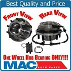 for 05-10 F450 F550 4x4 Dual Rear Wheel Front Wheel and Bearing Hub Assembly