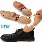 wooden stretchers - Wooden Shoe Trees Stretchers Adjustable Wood Shoes Shaper US 4.5-12 Shoe sizes