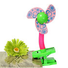 Baby Prams Pushchair Strollers Car Play Gyms Mini Safety Clip-on Fan 3 Colors