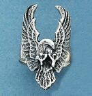 Eagle Oxidized Sterling Silver Ring -   .925 Pure Silver in assorted sizes