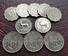MAURITIUS VARIOUS COINS. CHOOSE FROM THE DROP-DOWN. FREE UK POST!