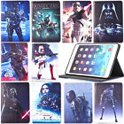 Rogue One Star Wars Patterned Leather Stand Cover Case For iPad 2 3 4 Air Mini $15.17 AUD